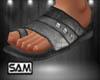 Arabic Shoe Gray