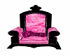 Pink Ice Cuddle Throne