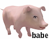 TF* Perfect Babe Pig