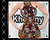 Kher~BFX Printed dress