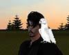 white  parrot §§