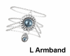 Ashia Armband Silver L