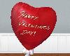 ValentineHeart Balloon