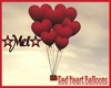 *MV* Red Heart Balloons