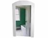 Bathroom View Door