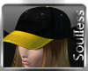 [§] Black Yellow Cap