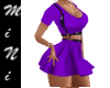 Sexy Purple Outfit RL