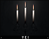 v. Darkness: Candles