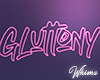 Gluttony Neon