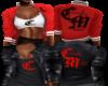V~ Crooks Mods Red
