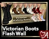 .a Flash Victorian Boots