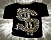 *CA* Dolla Sign Tee
