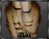 S; Minus Leg Tufts