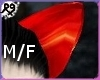 Red Wolf Ears Fire M/F