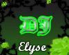 E| Lime DJ Particle