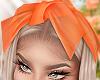 🤍 Orange Bandana