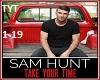 Sam Hunt- Take Your Time
