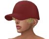 NV Ballcap BL Red
