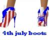 4th july boots (f)
