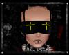 [zuv.]blindfold yellow
