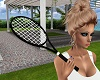 Tennis Racket Handheld