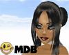~MDB~ SHINY BLACK MISSY