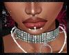 ! Diamond Lips Piercings