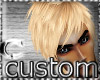 CcC custom hair blond