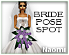 Der Bride Pose Spot