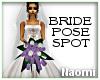 Der Bride Pose Spot