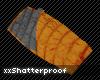 xx Orange Sleeping Bag