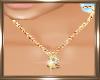 Kids  Pooh Bear Necklace