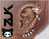 [Z] Earrings★