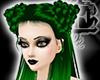 DCUK Green Wolfra hair
