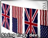 !Flags on String