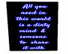 Share Dirty Minds