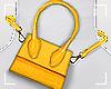 ṩWaist Bag Yellow