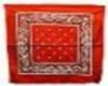 arm band red bandana