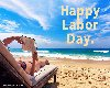 Large Labor Day Poster