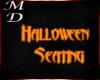Halloween Seating