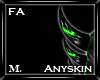 (FA)AS Arm Spikes Rt.