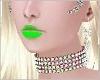 Neon Green Lipgloss