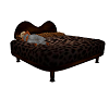 Leopard Waterbed