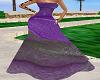 Sexy Purple xxl gown