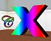 Rainbow X Animated