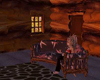 dreams romantic cabin
