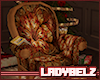 LB19-FractalReader Chair