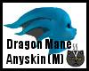 Anyskin Dragon Mane (M)