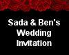 (MR) S & B Invite