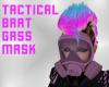 Tactical Brat Gass Mask